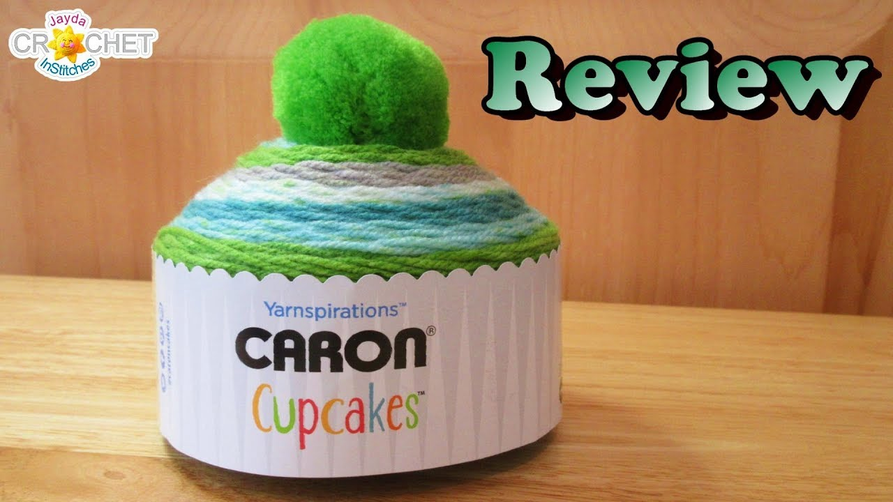 Caron Cupcakes Yarn Review - YouTube 3d0d74523b9