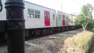 JR九州の福岡唐津間を走る電車です。