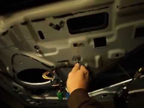 2004-2008 Ford Power Window Repair - YouTube