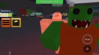Roblox - Zombie Attack | Hai anh em nhà KhungOa bắn Zombie | VTK Kids