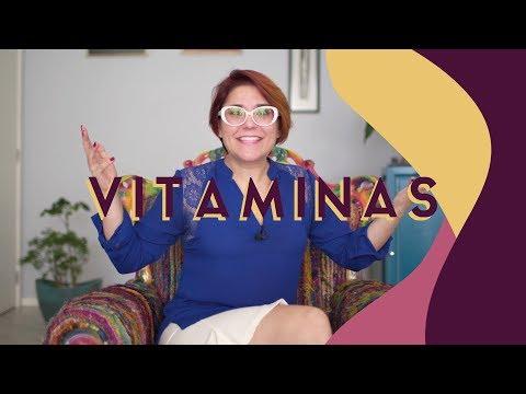 vitaminas!! serve pra que?
