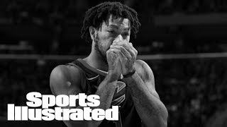 Former MVP Derrick Rose Goes Unclaimed On Waivers | SI Wire | Sports Illustrated