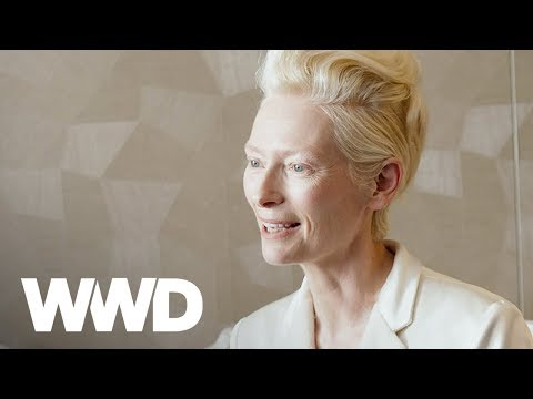 Cannes Film Festival 2019: Tilda Swinton Talks Jim Jarmusch's 'The Dead Don't Die' | WWD