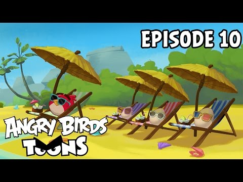 Angry Birds Toons - Off Duty (Ep10 S1)