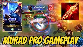 Murad Pro Gameplay 😲 | Aov | 傳說對決 | Rov | Liên Quân Mobile | 펜타스톰
