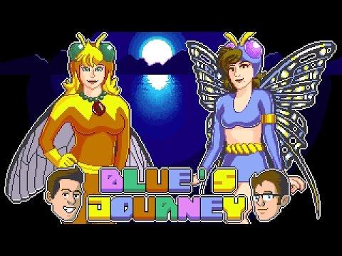 Blue's Journey (Neo Geo) James & Mike Mondays