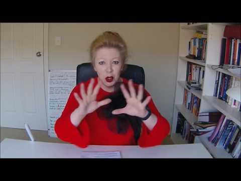 Vlog 60 - The deficit doctorate