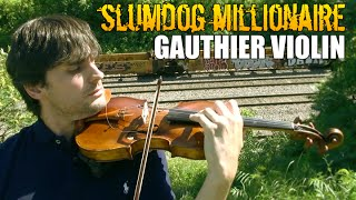 Bollywood Song Hit - Slumdog Millionaire Theme - Violin Cover