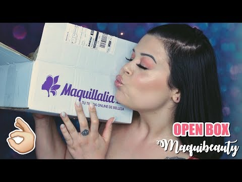 OPEN BOX MAQUIBEAUTY !! #7diascomkajukoi
