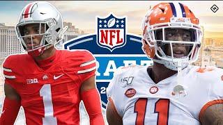 2020 NFL Mock Draft 2.0 | Three Minutes on the Clock Podcast Season 2 Episode 2