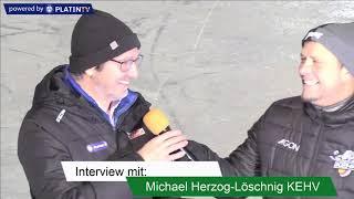 27.12.2018 | 19 30 | KEHV | DIVISION 2 | PATERNION - FELD AM SEE | INTERVIEW MICHAEL HERZOG-LÖSCHNIG