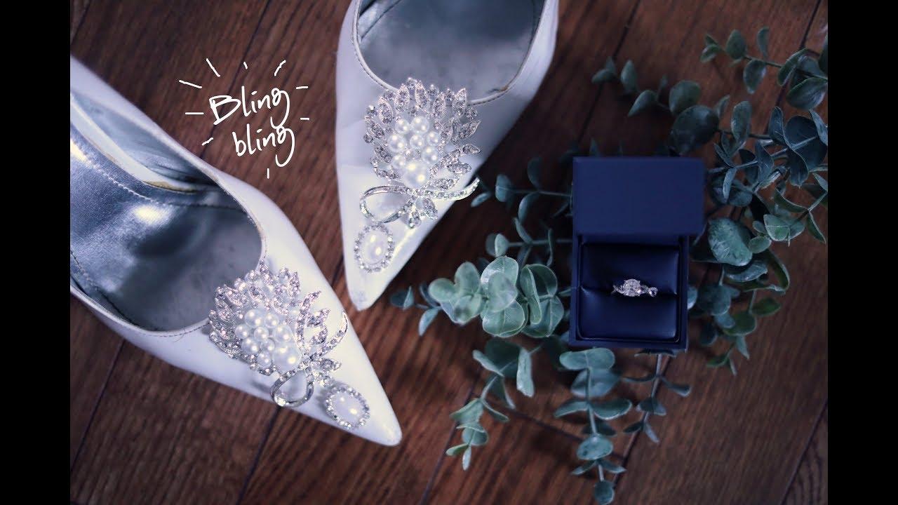 Youtube Wedding Ideas: DIY WEDDING IDEAS: HOW TO ADD BLING TO YOUR WEDDING!
