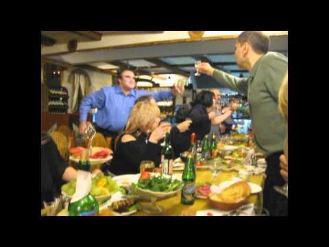 Юбилейная встреча Бакинцев в ресторане Сказка востока
