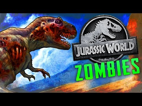 Jurassic World: Evolution Zombies (Call of Duty Custom Zombies)