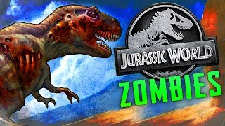 Jurassic World: Evolution Zombies (Call of Duty Zombies)