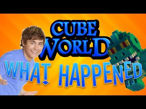 What Happened To Cube World?