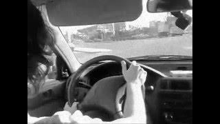 Here in my car