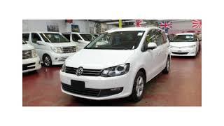 Volkswagen Sharan Auto Petrol 1400cc @Japcarfinder.co.uk