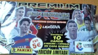 SOBRE PREMIUM ORO ADRENALYN XL 15-16, BALÓN DE ORO!!!