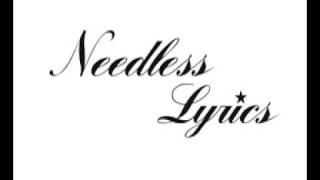 Needless Lyrics - シャリラリラレッタ。 Needless Lyrics Official HP ...