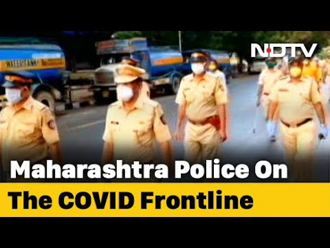 How Maharashtra Cops Are Fighting COVID-19 Challenge