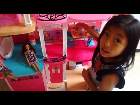 Casa de los sue os de barbie luz crc 2016 youtube - Casa de barbie ...