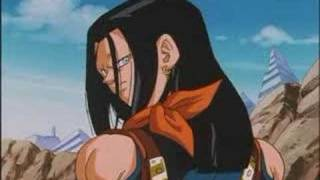 Super Android 17 unstoppable