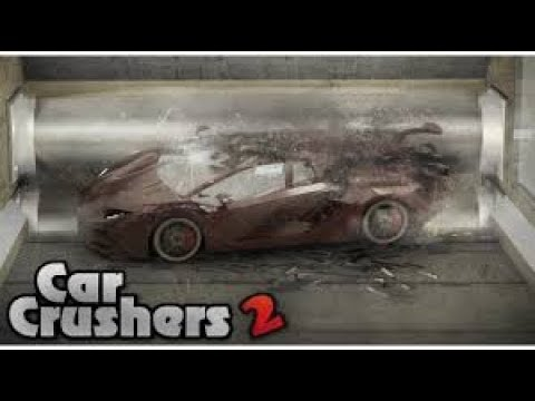 Money Glitch And Part Glitch In Car Crushers 2 Beta