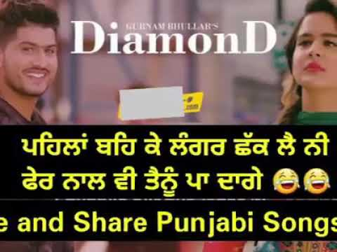 Diamond 2 || Gurnam Bhullar || Sukh sanghera || New Punjabi song 2018 || latest Punjabi song 2018