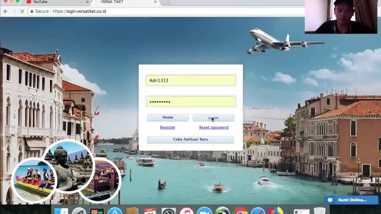 Cara Booking Tiket Pesawat Internasional IATA| Panduan ...