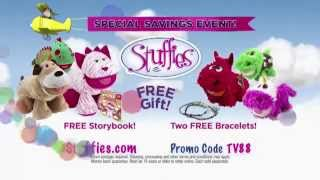 Toy Commercial 2014 - Stuffies - How Much Can You Stuff In? - It