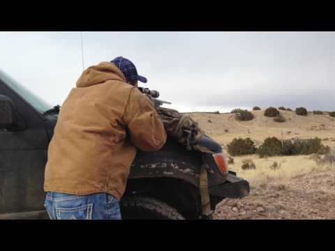 Shooting a .22 Caliber Rifle with High power ammunition
