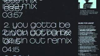 Des´ree - You Gotta Be ( Tin Tin Out Remix )