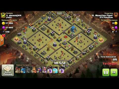 Monster Fight 3 STAR WARS Clash Of Clan