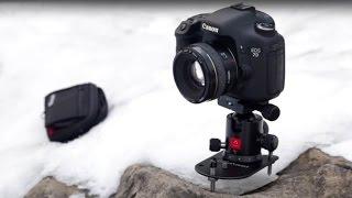 Platypod Ultraflaches Stativ f/ür DSLR und spiegellose Kameras