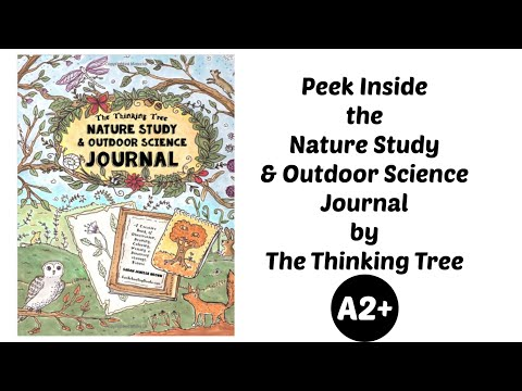 Nature Study & Outdoor Science Journal by The Thinking Tree