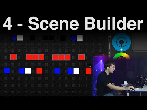 Scene Builder | ADJ MyDMX 2.0 [Tutorial 4]