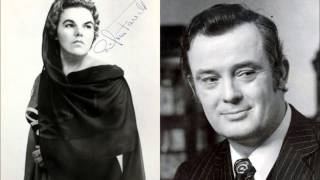 "Eileen Farrell & James King ""Love-Duet"" Tristan und Isolde"