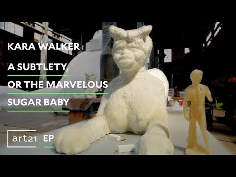 "Kara Walker: ""A Subtlety, or the Marvelous Sugar Baby"" | Art21 ""Exclusive"""