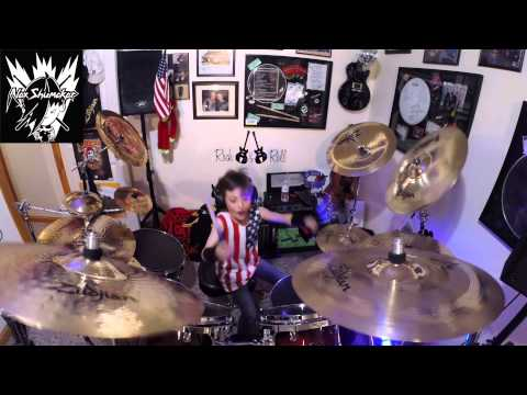 Alex Shumaker Drum Cover AC/DC