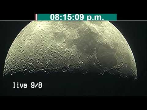 The Moon Live Stream 9-8-16