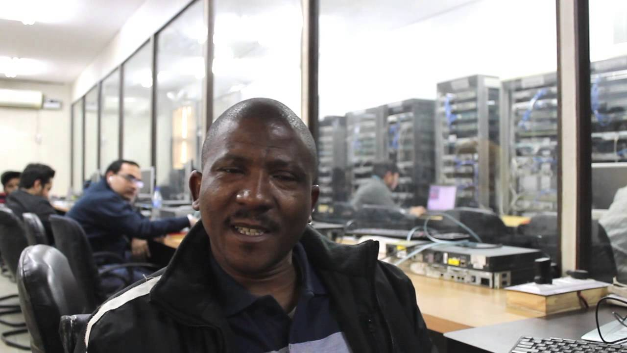 Mr Thupi From South Africa After Ccnp Rs And Ccie Rs Course