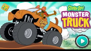 Scooby Doo Monster Truck Full Gameplay Walkthrough