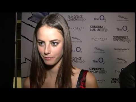 Kaya Scodelario and Aneurin Barnard talk to Cine Outsider