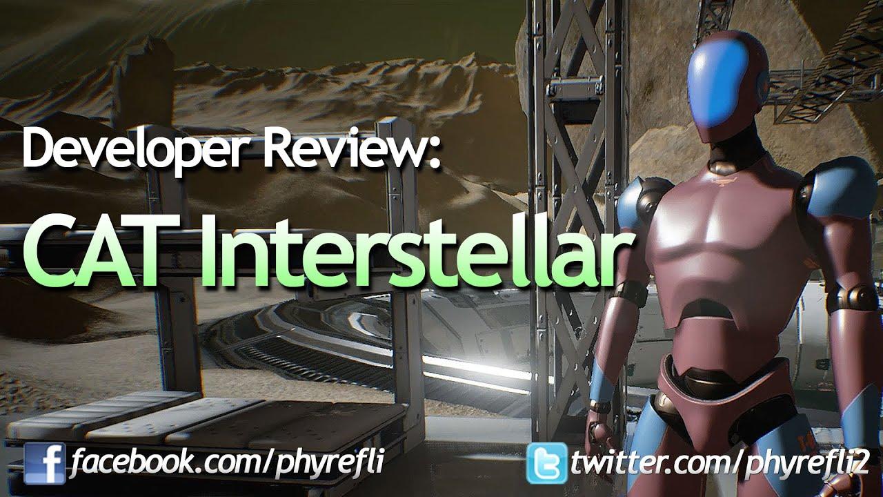 Reviews Of Interstellar - Developer review cat interstellar ionized games