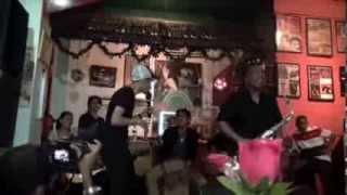"""""""RAME-RAME"""" LIVE by NICKY MANUPUTTY & FRIENDS  at cafe Sibu-Sibu #Ambon"""