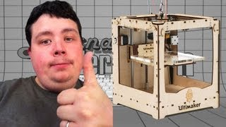 Unboxing My Pre-assembled Ultimaker 3d Printer From The Netherlands, Amazing Device!