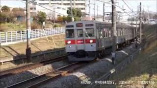 東急8500系8628F