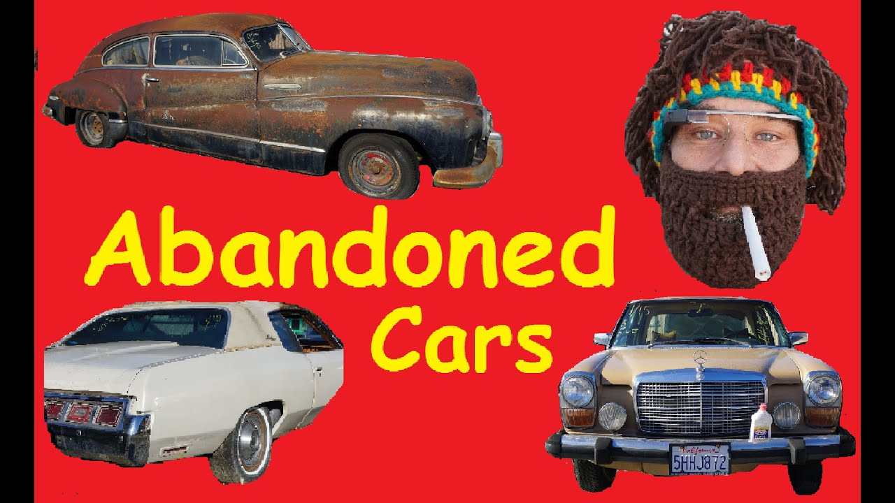 Abandoned Cars Barn Find Classics For Sale Video Walkaround