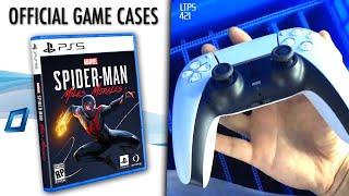Ps5 Game Cases Revealed. Ps5 Controller Leak? Sony Patent For Ps1/2/3 Cloud Gaming. -  Ltps #421